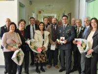 Visita comandante Gdf_Casa Accoglienza