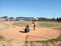baseball momento dell'incontro