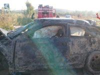 incidente Si-Bettolle auto
