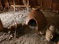 Cetona Archeodromo - interno capanna