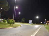 Nuova illuminazione pubblica siena