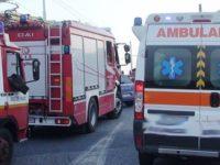 vigili fuoco e 118 ambulanza