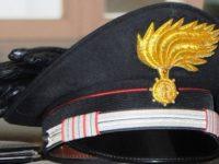 Cappello-e-guanti-luogotenente-Carabinieri