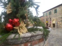 Monteriggioni castello Natale