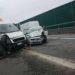 Scontro fra auto ed autocarro al Ruffolo, due feriti
