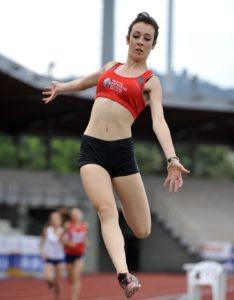 Noa Rocchigiani Campionati toscani assoluti 2016 - foto Andrea Bruschettini