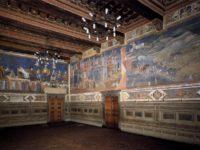 Lorenzetti Buono e cattivo governo affreschi