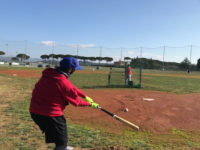 baseball battuta Castellina Scalo