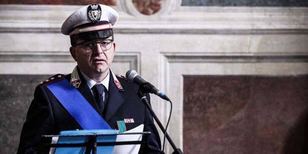 Rinaldi Comandante Vigili Urbani Siena