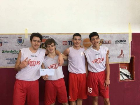 Virtus U14 Finali Nazionali