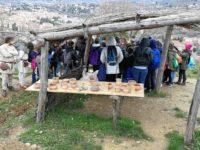 archeodromo Poggibonsi gita
