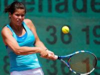 Agnes Bukta tennis