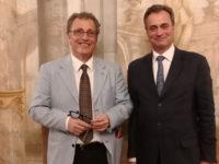 Luigi Franchetti e Lanfranco Lepri