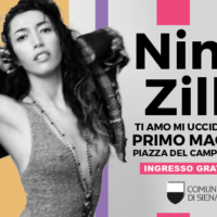 Nina Zilli Siena 1 maggio