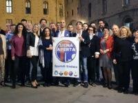 candidati Siena Aperta