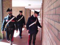 carabinieri sopralluogo condominio