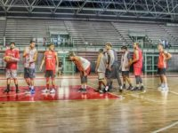 Colle Basket in palestra