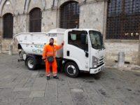 Mezzo elettrico Sei Toscana