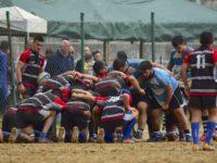 Rugby Cus mischia