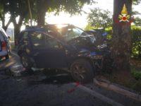auto incidente Chianciano