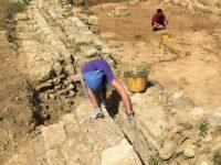 Poggio Imperiale scavi