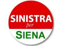 Sinistra per Siena logo