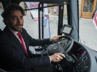 Dindalini Pres Tiemme nel bus