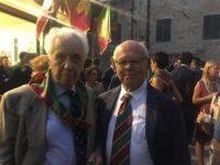 Ghigo e Emilio Giannelli