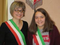 Montepulciano sindaca ragazzi 2018 - 2019 con Profili