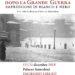 Dal 12 dicembre una mostra riporta Siena a cento anni fa