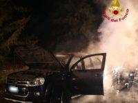 auto a fuoco Cassia