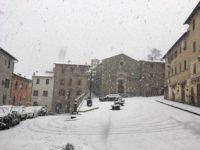 neve a Montalcino