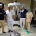 Chirurgia robotica, asportazione di due tumori contemporaneamente. Effettuato a Siena un intervento unico nel suo genere in Toscana e tra i pochi in Italia