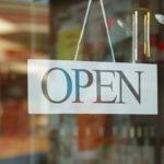 commercio negozi aperti