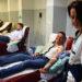 Maxi donazione di sangue di contradaioli e fantini del Palio