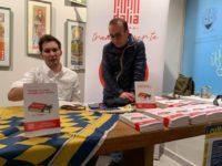 Nicola Nucci e libro