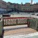 Montata la prima uscita meccanizzata dalla piazza del Campo
