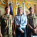 Cambio della guardia alla Folgore: il comandante Federico Bernacca sostituisce il colonnello Fraterrigo