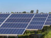 impianto fotovoltaico terra