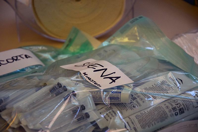 Pavia,solo 20% operatori Rsa per vaccino