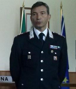 Il Tenente Colonnello Marco Grandini