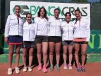 Serie b femminile CT Siena