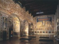 Siena-Palazzo Pubblico_Sala del Mappamondo