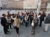 Siena - Trekking Urbano Piazza del campo