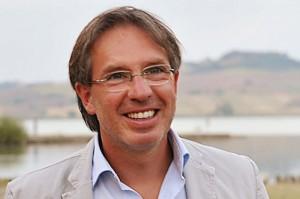 Il sindaco di Chiusi Stefano Scaramelli