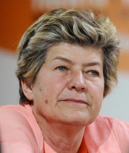 Susanna Camusso, segretario nazionale della Cgil