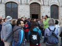 Trekking urbano Siena