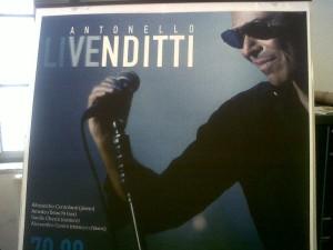 Venditti locandina concerto Siena_800x600