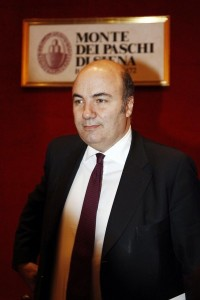 L'ad di Banca Mps Fabrizio Viola