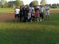 baseball la squadra vincitrice del torneo di Rimini